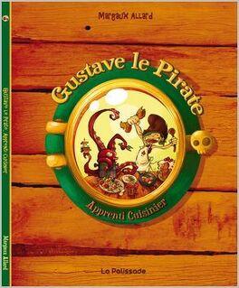 Couverture du livre : Gustave le pirate