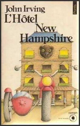 Couverture du livre : L'Hôtel New Hampshire