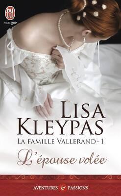 Couverture de La Famille Vallerand, tome 1: L'épouse volée