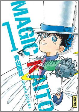 Couverture du livre : Magic Kaito, Tome 1