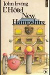 couverture L'Hôtel New Hampshire