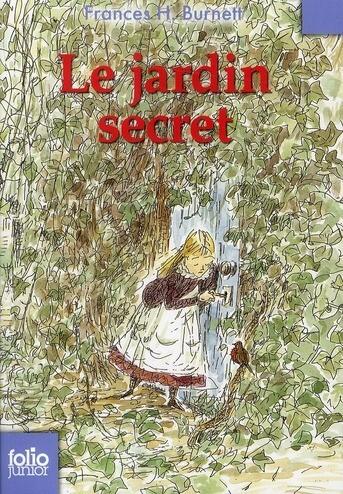 Couvertures, images et illustrations de Le Jardin secret ...