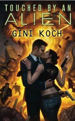 "Couverture du livre : Katherine ""Kitty"" Katt, Tome 1 : Touched by an Alien"
