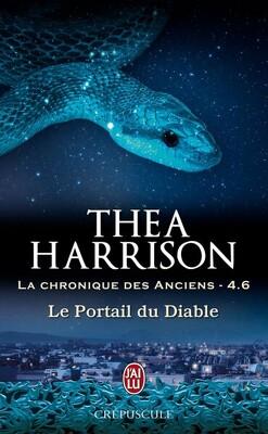 Couverture de La Chronique des Anciens, Tome 4.6 : Le Portail du Diable