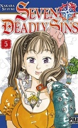 Seven Deadly Sins, Tome 5