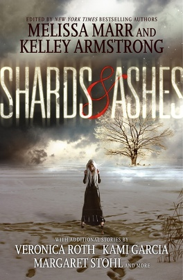 Couverture du livre : Shards & Ashes
