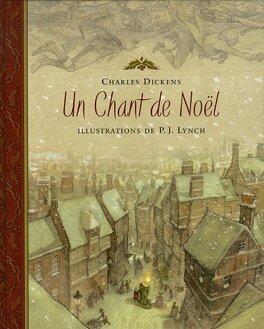 Couverture du livre : Un chant de Noël