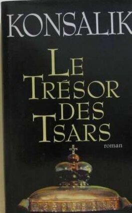 Couverture du livre : Le trésor des tsars