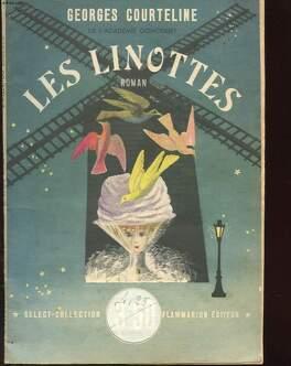 Couverture du livre : Les Linottes