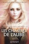 couverture La Peau des Rêves, Tome 3 : Les Chimères de l'Aube