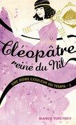 Une robe couleur du temps, tome 3 : Cléopâtre, Reine du Nil