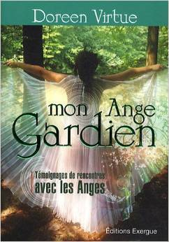 Couverture du livre : mon ange gardien