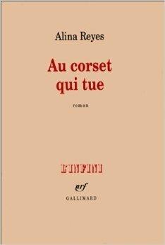 Couverture du livre : Au corset qui tue