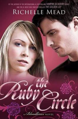 Couverture du livre : Bloodlines, Tome 6 : The Ruby Circle