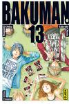 couverture Bakuman, Tome 13