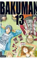 Bakuman, Tome 13