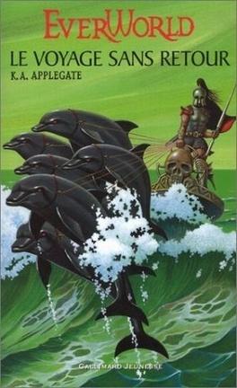 Couverture du livre : Everworld, Intégrale 3 : Le voyage sans retour