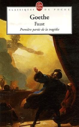 Couverture du livre : Faust