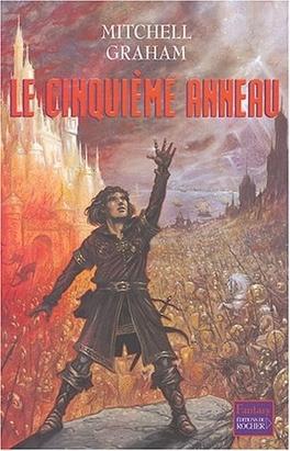 Couverture du livre : Le Cinquième Anneau, tome 1