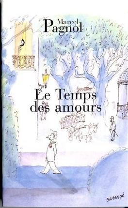 Couverture du livre : Le Temps des amours