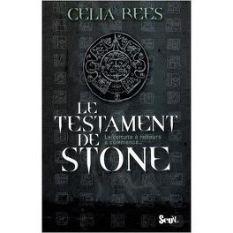 Couverture du livre : Le testament de Stone