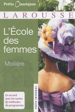 Couverture du livre : L'École des femmes