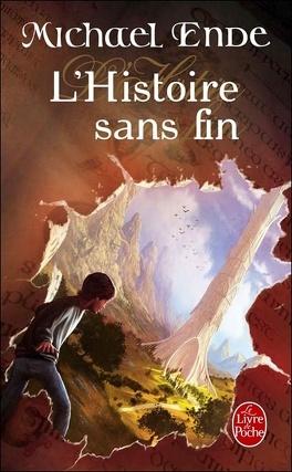 Couverture du livre : L'Histoire sans fin