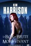 couverture Rachel Morgan, Tome 2 : Le Bon, la Brute et le Mort-Vivant