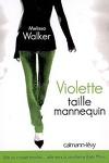 couverture Violette, Tome 1 : Violette taille mannequin