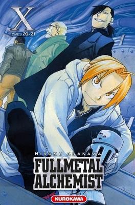 Couverture du livre : Fullmetal Alchemist - Edition reliée, Tome 10