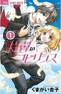Katayoku no Labyrinth, tome 1