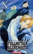 Fullmetal Alchemist - Edition reliée, Tome 10