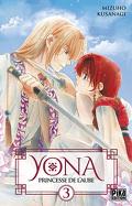 Yona - Princesse de l'Aube, tome 3