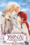 couverture Yona - Princesse de l'Aube, tome 3