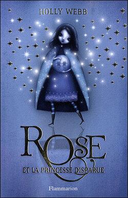 Couverture de Rose et la princesse disparue