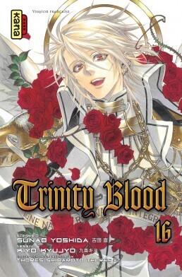 Couverture du livre : Trinity Blood, tome 16