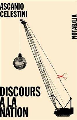 Couverture du livre : Discours à la nation