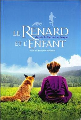 Couverture du livre : Le renard et l'enfant