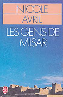 Couverture du livre : Les gens de Misar