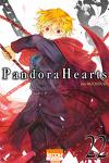 couverture Pandora Hearts, Tome 22