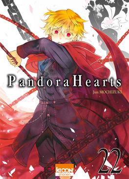Couverture du livre : Pandora Hearts, Tome 22