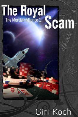 Couverture du livre : The Martian Alliance, Tome 1 : The Royal Scam