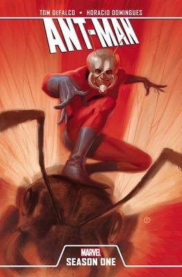 Couverture du livre : Ant-Man: Season One
