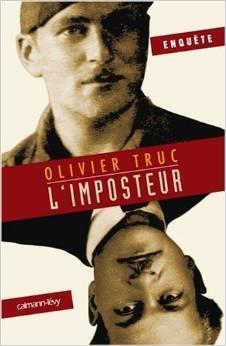 Couverture du livre : L'imposteur