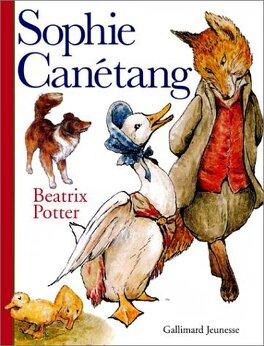 Le Conte De Sophie Canetang Livre De Beatrix Potter