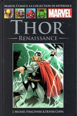 Couverture du livre : Thor : Renaissance