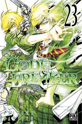 Couverture du livre : Code : Breaker, Tome 23