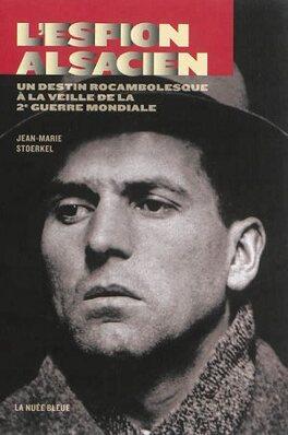 Couverture du livre : L'espion Alsacien