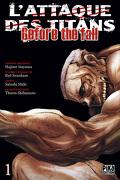 L'attaque des Titans - Before The Fall, tome 1
