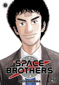 Space Brothers, Tome 8